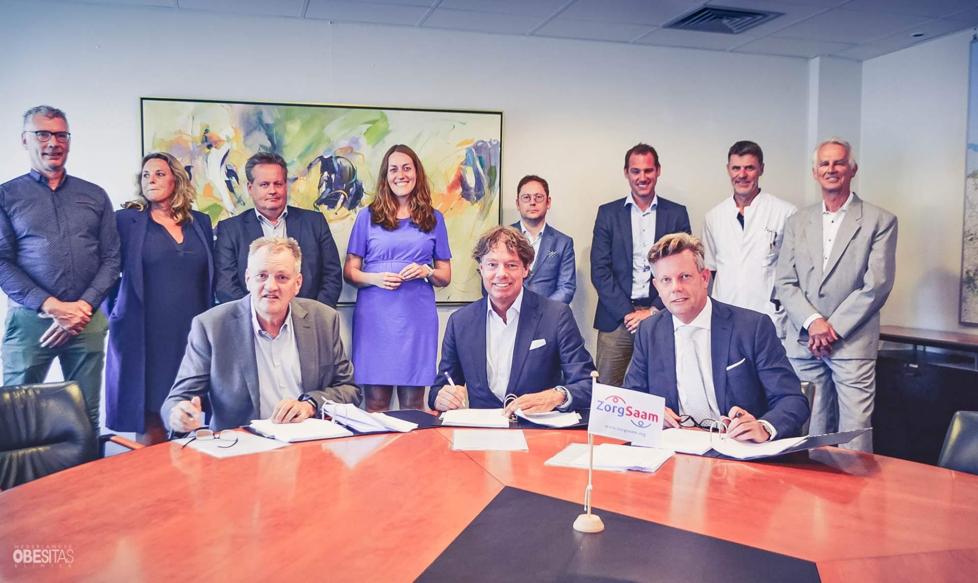 Nederlandse Obesitas Kliniek start samenwerking met Bariatrisch Centrum ZorgSaam in Terneuzen